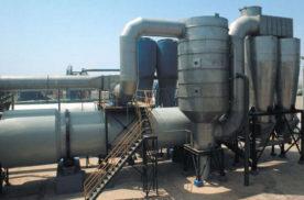 Secador de aire caliente en la industria alimentaria