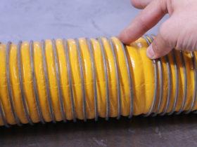 Una incorrecta manipulación de una manguera puede llevar a que quede inservible y además sea imposible de realizar una reparación.