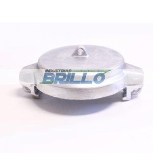 DIN 28450 tapa hembra MB aluminio